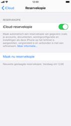 Apple iphone-7-met-ios-13-model-a1778 - Instellingen aanpassen - Back-up maken in je account - Stap 25