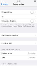Apple iPhone 6s iOS 9 - Internet - Activar o desactivar la conexión de datos - Paso 5