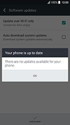 HTC U Play - Device - Software update - Step 8