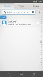 Sony C6903 Xperia Z1 - E-mail - envoyer un e-mail - Étape 5