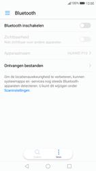 Huawei P10 - Bluetooth - headset, carkit verbinding - Stap 4