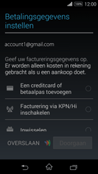 Sony D2203 Xperia E3 - Applicaties - Applicaties downloaden - Stap 22
