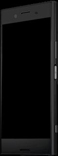 Sony Xperia XZ Premium - Premiers pas - Découvrir les touches principales - Étape 2