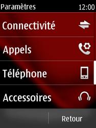 Nokia Asha 300 - Bluetooth - connexion Bluetooth - Étape 6