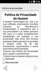 Huawei Ascend Y625 - Primeiros passos - Como ligar o telemóvel pela primeira vez -  8