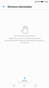 Huawei Mate 9 - Chamadas - Como bloquear chamadas de um número -  7