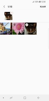 Samsung Galaxy S9 - MMS - Afbeeldingen verzenden - Stap 17