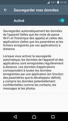Sony F5321 Xperia X Compact - Device maintenance - Back up - Étape 9