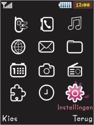 Samsung S5050 Allure S - Buitenland - Bellen, sms en internet - Stap 3