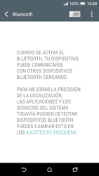 HTC One A9 - Bluetooth - Conectar dispositivos a través de Bluetooth - Paso 5