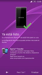 Sony Xperia Z3 - Primeros pasos - Activar el equipo - Paso 12
