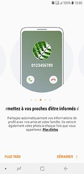 Samsung Galaxy J6 - Contact, Appels, SMS/MMS - Ajouter un contact - Étape 4