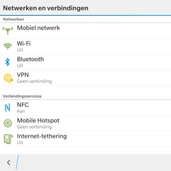 BlackBerry Passport - Internet - Uitzetten - Stap 5