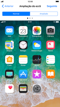 Apple iPhone 7 Plus iOS 11 - Primeiros passos - Como ligar o telemóvel pela primeira vez -  26