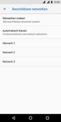 Nokia 3.1 Dual-SIM (TA-1063) - Netwerk selecteren - Handmatig een netwerk selecteren - Stap 11