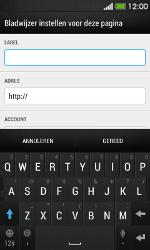HTC Desire 500 - Internet - Hoe te internetten - Stap 11