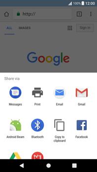 Sony Xperia XA1 Plus - Internet - Internet browsing - Step 20