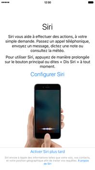 Apple iPhone 6s Plus - Premiers pas - Créer un compte - Étape 33