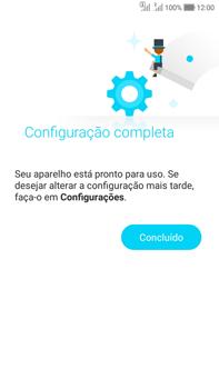 Asus Zenfone Selfie - Primeiros passos - Como ativar seu aparelho - Etapa 25