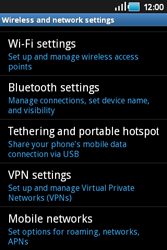 Samsung S5830 Galaxy Ace - Network - Usage across the border - Step 5
