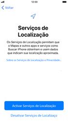 Apple iPhone 7 - iOS 13 - Primeiros passos - Como ativar seu aparelho - Etapa 24