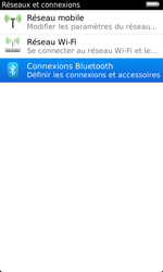 BlackBerry 9860 Torch - Bluetooth - Jumeler avec un appareil - Étape 5