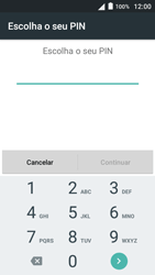 Alcatel Pop 3 - Segurança - Como ativar o código de bloqueio do ecrã -  9