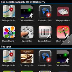 BlackBerry Q5 - Applicaties - Downloaden - Stap 13