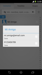 Sony Xperia M2 - Mensajería - Escribir y enviar un mensaje multimedia - Paso 8