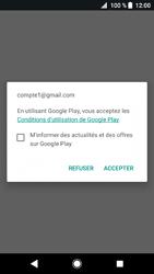 Sony Xperia XZ1 - Applications - Télécharger une application - Étape 5