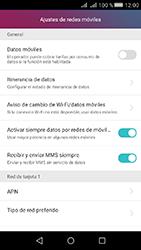 Huawei Y5 II - Internet - Activar o desactivar la conexión de datos - Paso 6