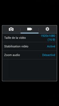 Samsung Galaxy Note 3 - Photos, vidéos, musique - Créer une vidéo - Étape 6