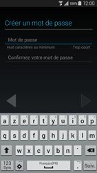 Samsung Galaxy A3 (A300FU) - Premiers pas - Créer un compte - Étape 15
