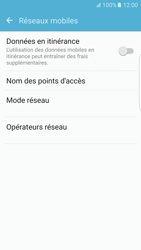 Samsung Galaxy S6 Edge - Android M - Internet - Configuration manuelle - Étape 7
