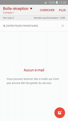 Samsung G920F Galaxy S6 - E-mail - Configuration manuelle - Étape 20