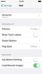 Apple iPhone SE - iOS 10 - E-mail - Manual configuration (outlook) - Step 10