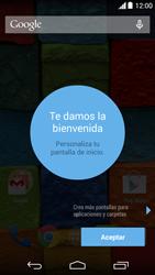 Motorola Moto X (2ª Gen) - Primeros pasos - Activar el equipo - Paso 10