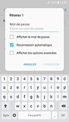 Samsung Galaxy A5 (2017) - Wifi - configuration manuelle - Étape 7