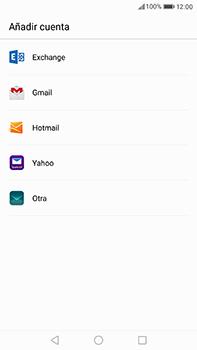 Huawei P10 Plus - E-mail - Configurar Outlook.com - Paso 4