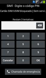 Samsung GT-I8552B Galaxy Win Duos - Primeiros passos - Como ativar seu aparelho - Etapa 4