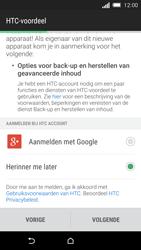 HTC One M8s - Toestel - Toestel activeren - Stap 24