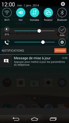 LG D855 G3 - Paramètres - Reçus par SMS - Étape 4
