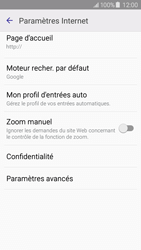 Samsung J500F Galaxy J5 - Internet - Configuration manuelle - Étape 22