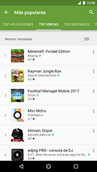 LG Google Nexus 5X (H791F) - Aplicaciones - Descargar aplicaciones - Paso 9