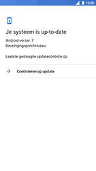 Nokia 8 (SingleSIM) - Software updaten - Update installeren - Stap 6