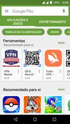 Wiko Fever 4G - Aplicações - Como pesquisar e instalar aplicações -  4