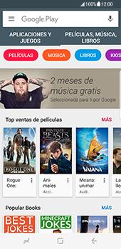 Samsung Galaxy S8 - Aplicaciones - Descargar aplicaciones - Paso 5
