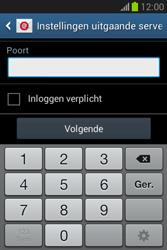 Samsung Galaxy Fame Lite (S6790) - E-mail - Account instellen (POP3 zonder SMTP-verificatie) - Stap 16