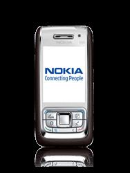 Nokia E65 - Internet - Overzicht mogelijkheden - Stap 5