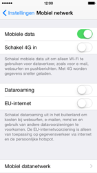 Apple iPhone 5c (iOS 8) - internet - data uitzetten - stap 4